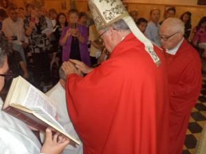 2015 marzo diacondado Pablo 117